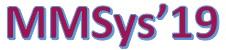 MMSys 2019 logo